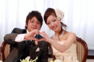 手作り結婚指輪で結婚式